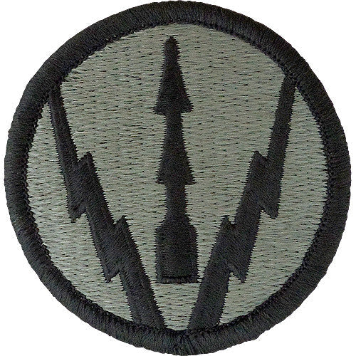 ADA (Air Defense Artillery) Center and School ACU Patch
