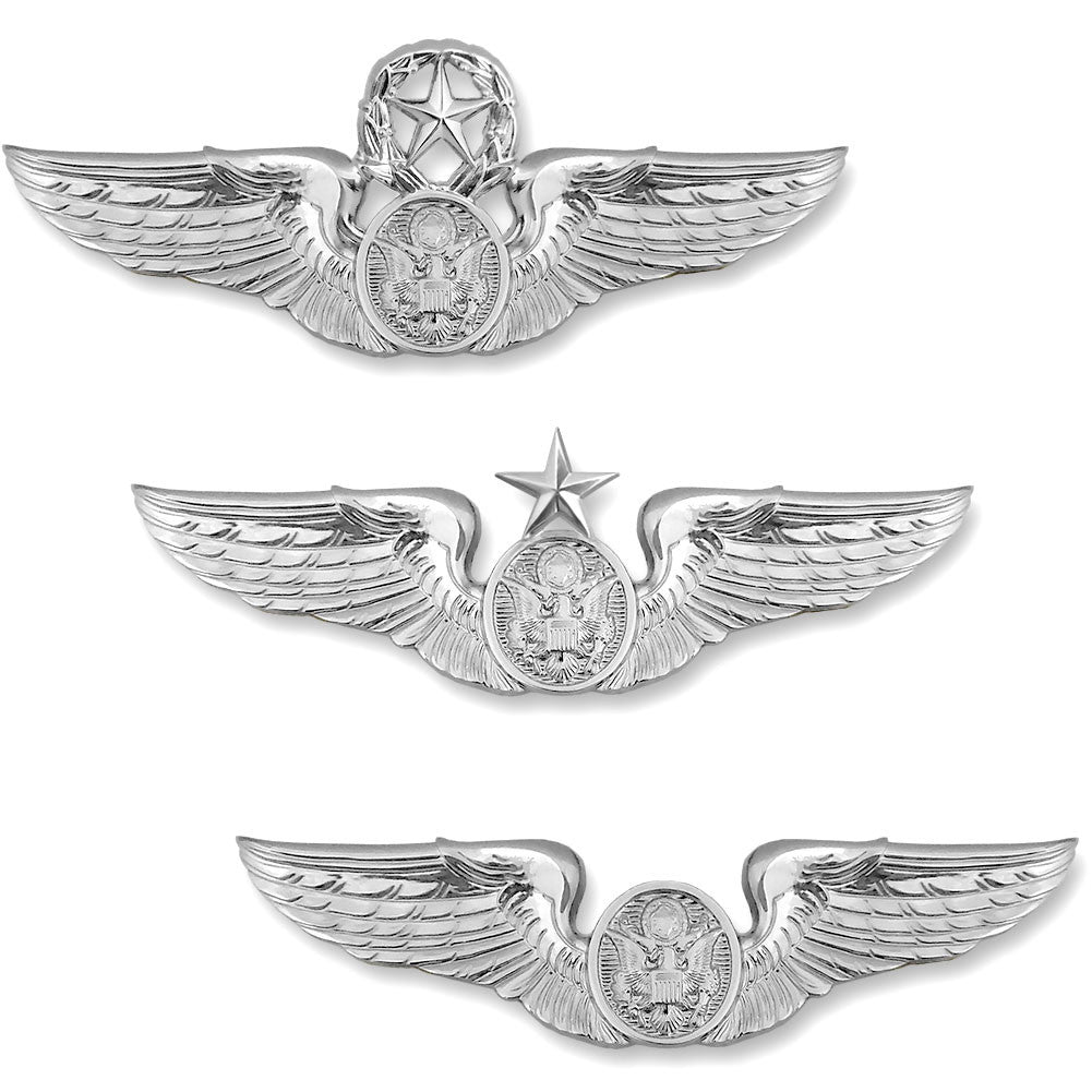 Air Force Aircrew Enlisted Badges