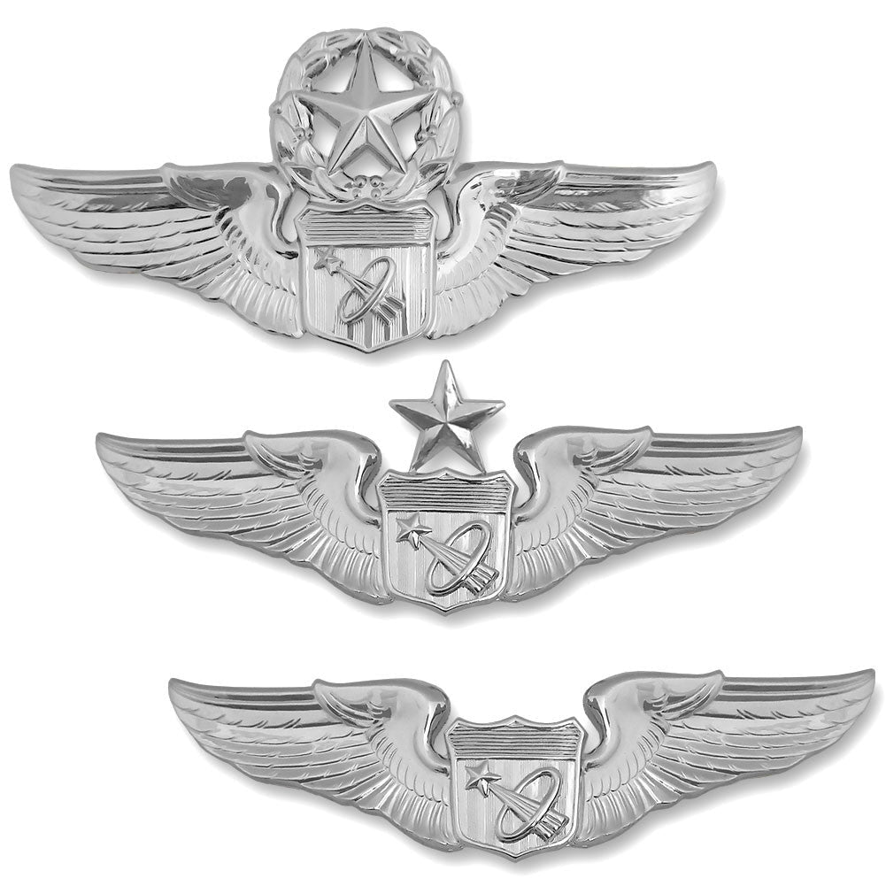 Air Force Astronaut Badges