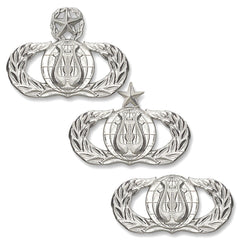 Air Force Band Badges