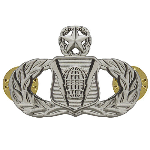 Verso lalto Può resistere Mostrare  Air Force Command and Control Badge | USAMM