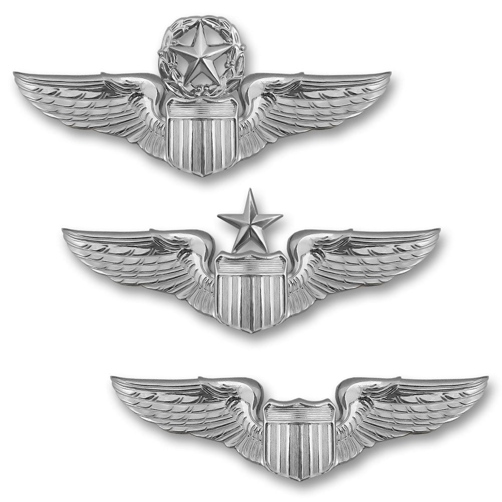 Air Force Pilot Badges