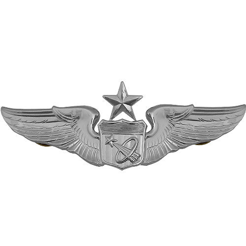 Air Force Astronaut Badge Usamm