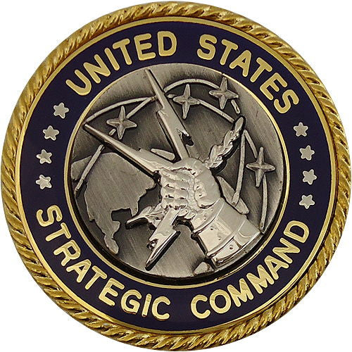 Air Force Strategic Command Badge