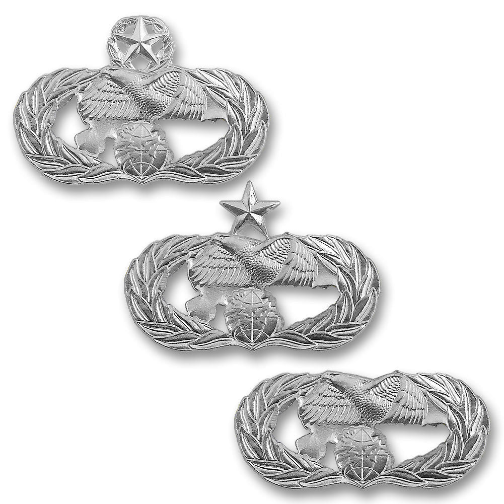 Air Force Transportation Badges