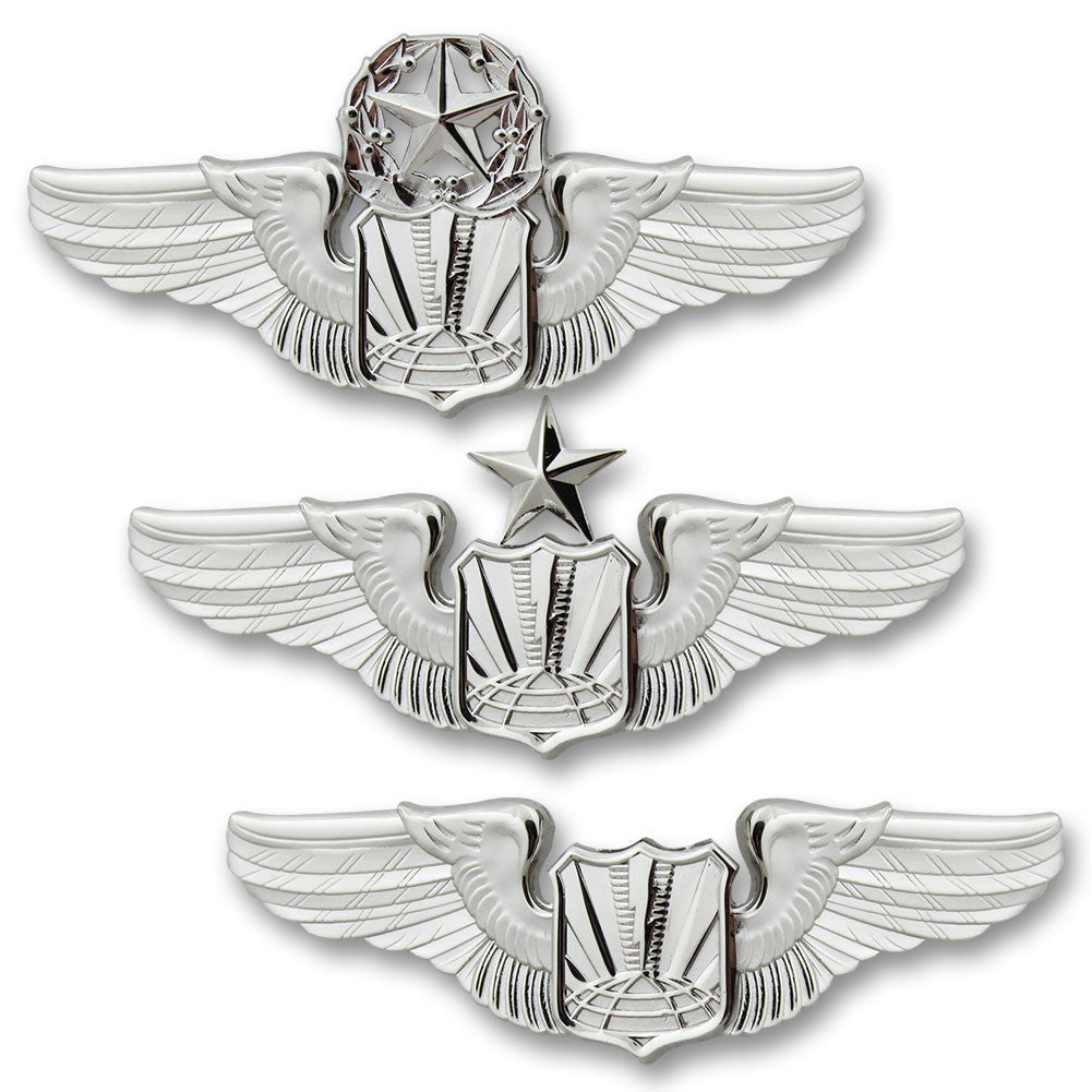 Air Force Unmanned Aircraft System Badge
