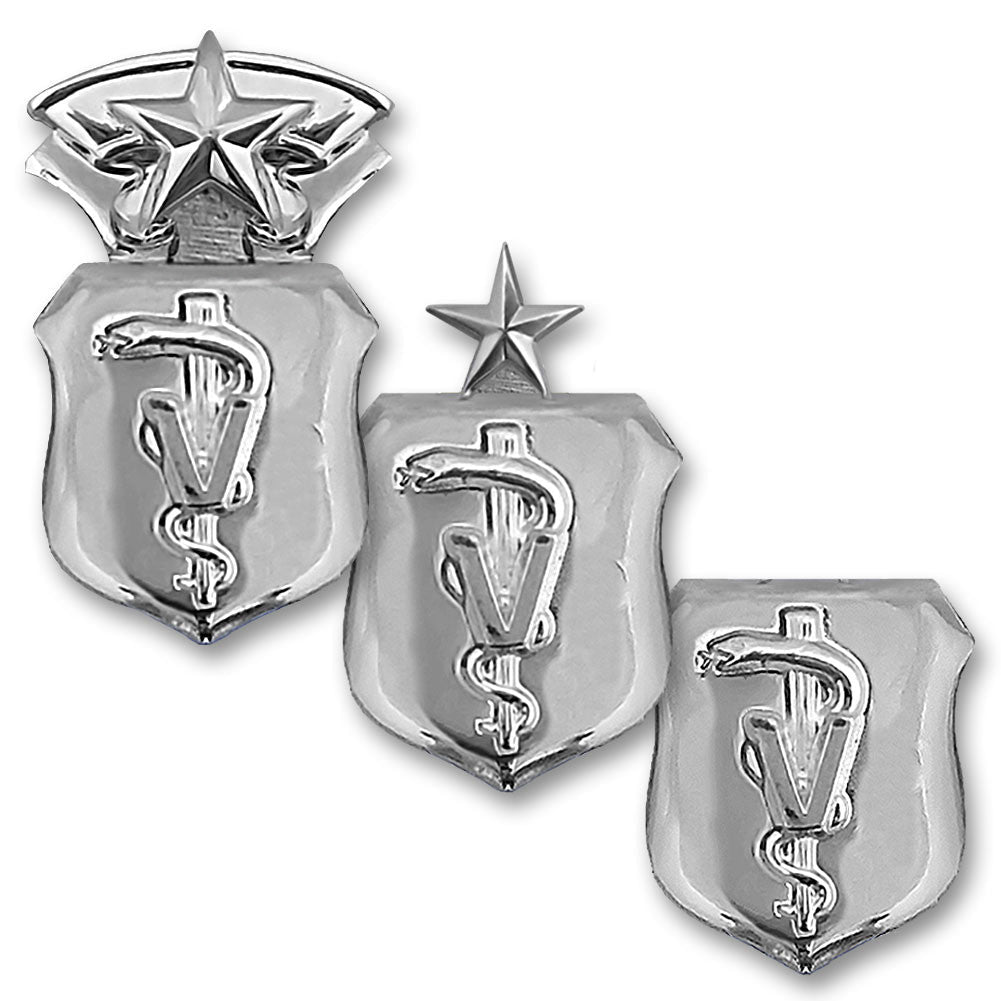 Air Force Veterinarian Badges