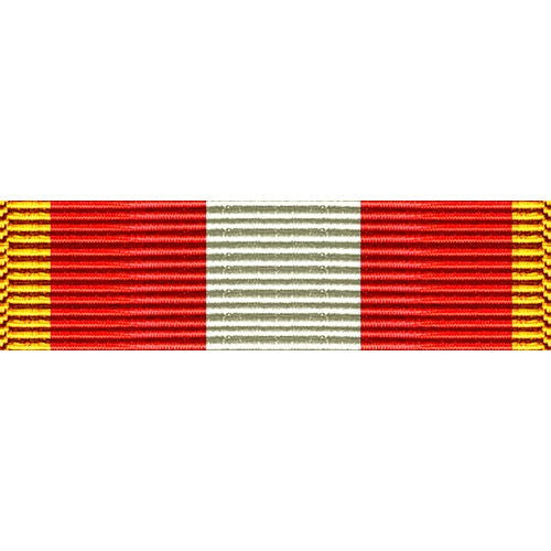 Alabama National Guard Active Duty Basic Training Thin Ribbon
