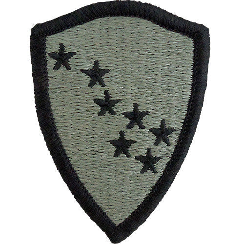 Alaska National Guard ACU Patch