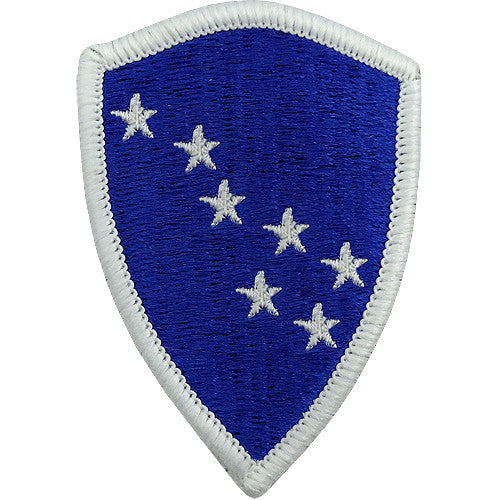 Alaska National Guard Class A Patch Usamm