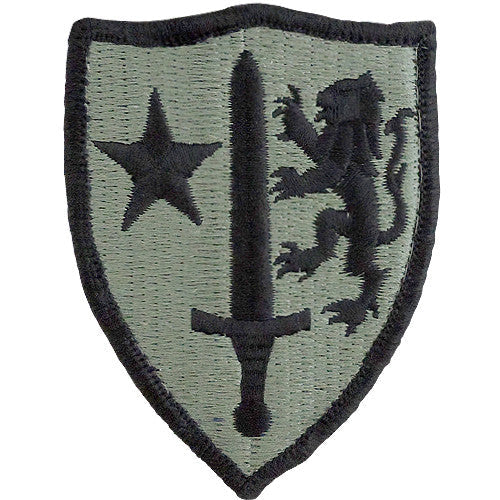 Allied Command ACU Patch
