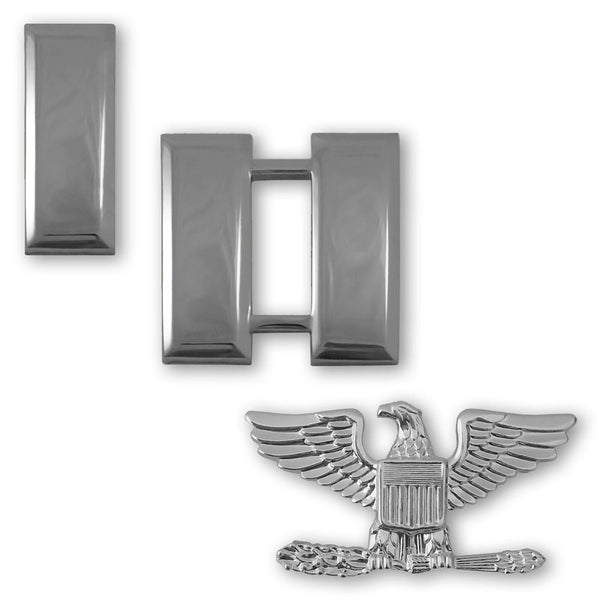 Army Mirror Finish Officer Rank