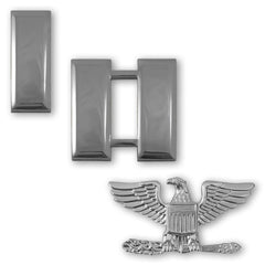 Marine Corps Overseas Cap Device Officer Rank