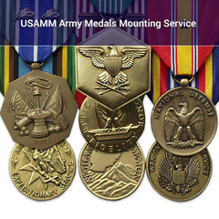 USAMM Army Medals Mounting Service