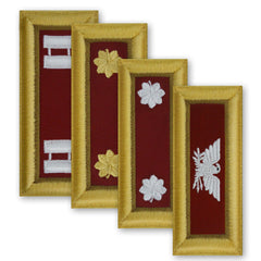 Army Female Shoulder Boards - Logistics