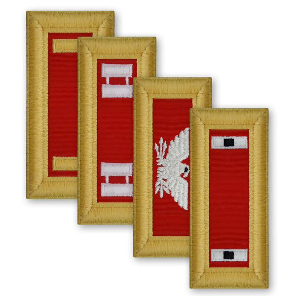 Army Female Shoulder Boards - Artillery