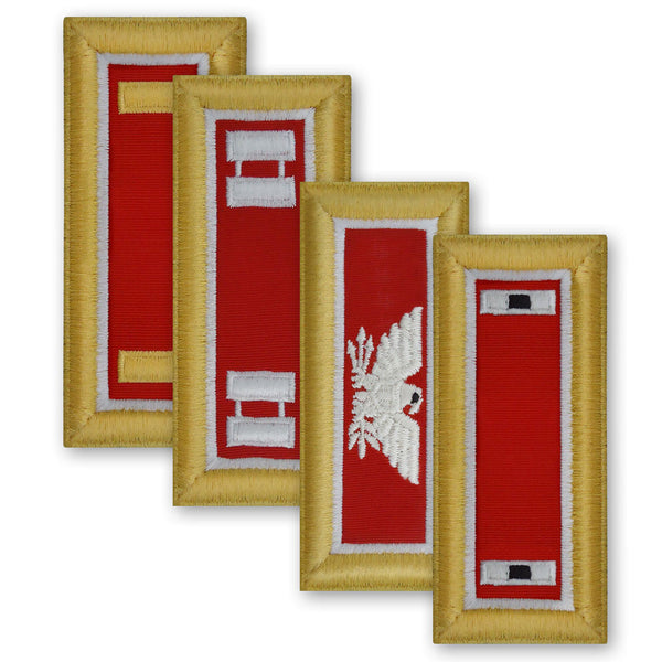 Army Female Shoulder Boards - Engineer