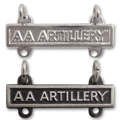 AA (Anti-Aircraft) Artillery Bars