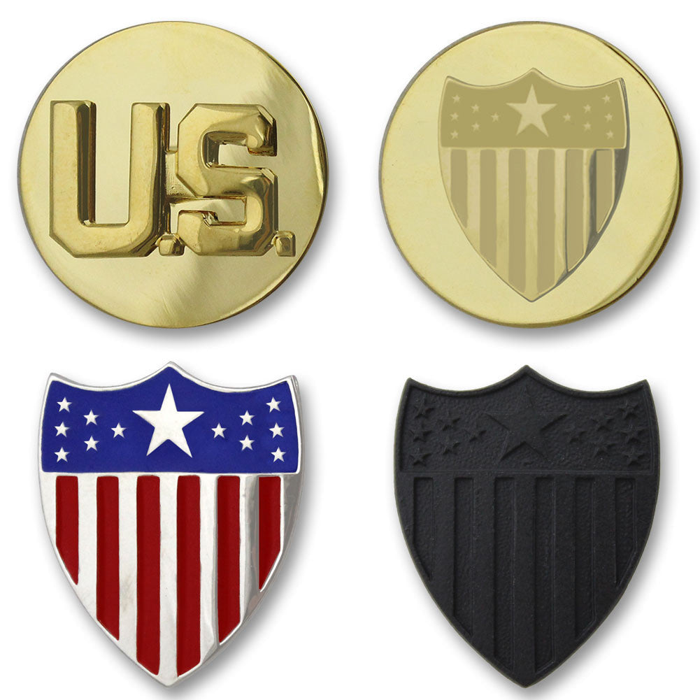 Army Adjutant General Branch Insignia - Officer and Enlisted