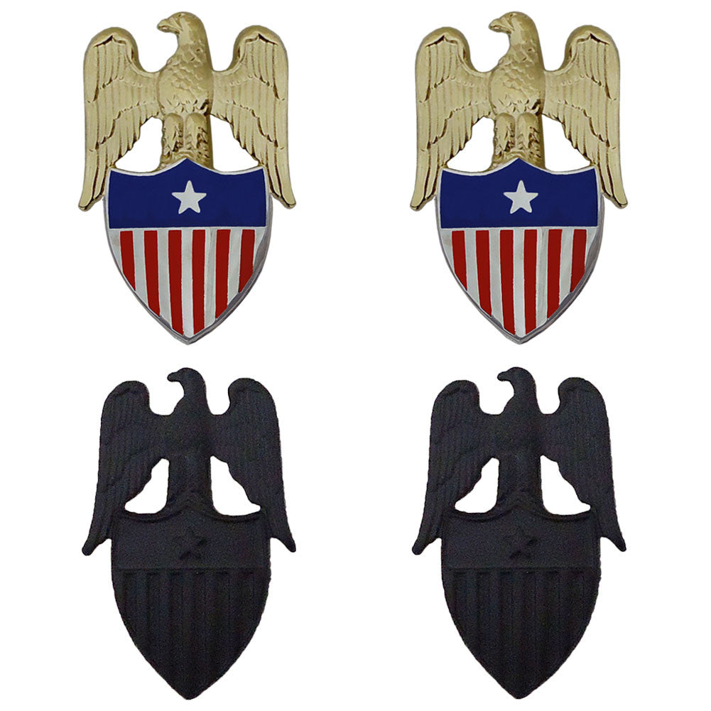 Army Aide to Brigadier General Insignias