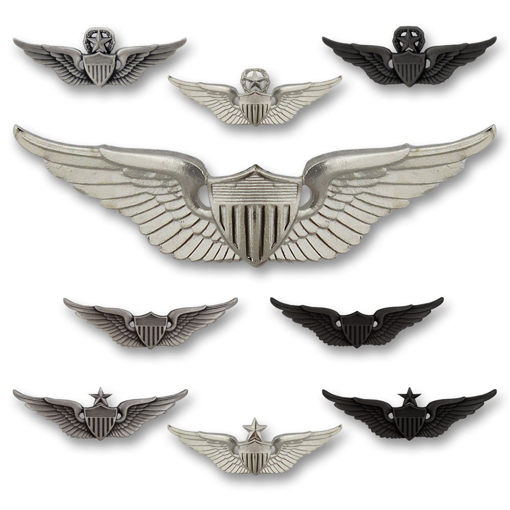 Army Aviator Badges