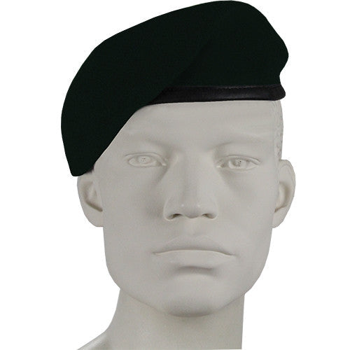 Special Forces Unformed Green Beret
