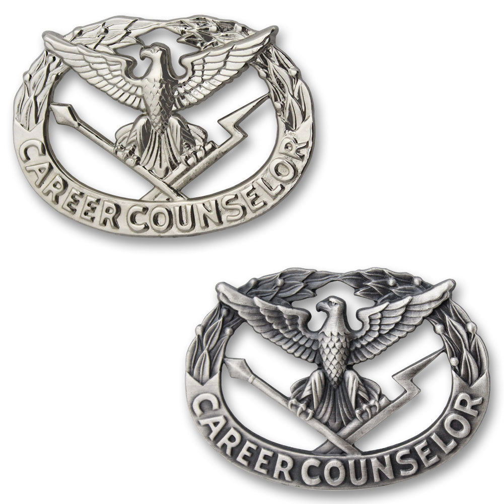 Army Career Counselor Badges