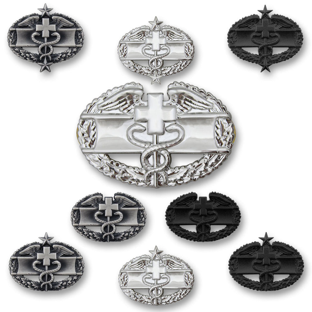 Army Combat Medical Badges