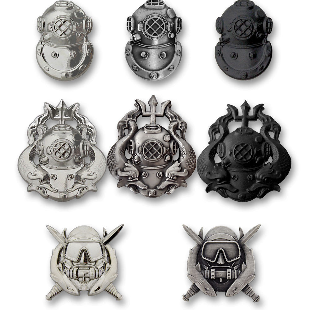 Army Diver Badges