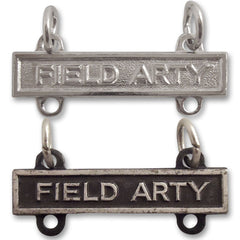 Field Artillery Bars