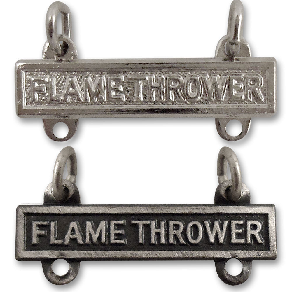 Flame Thrower Bars