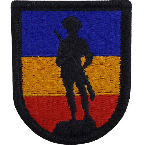 Army National Guard School Class A Patch