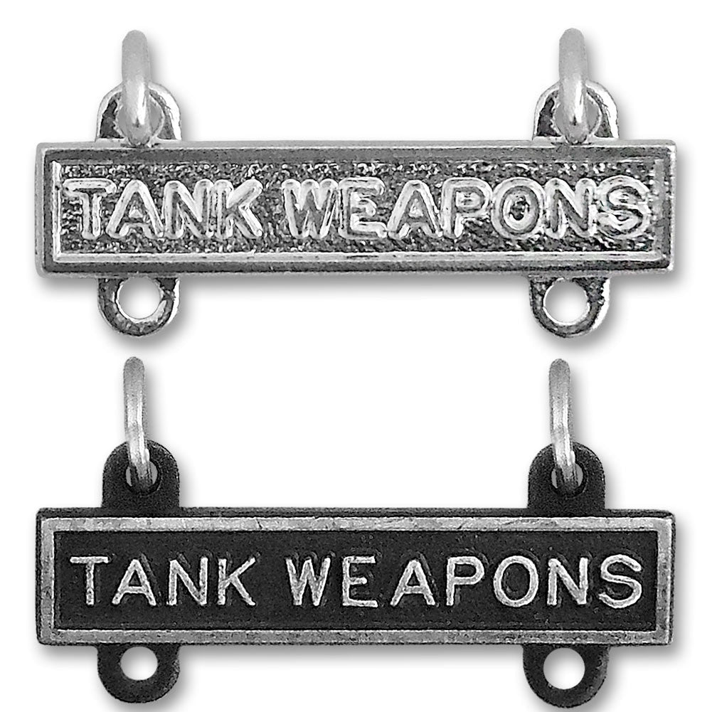 Tank Weapons Bars
