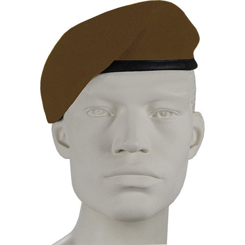 Ranger Unformed Tan Beret