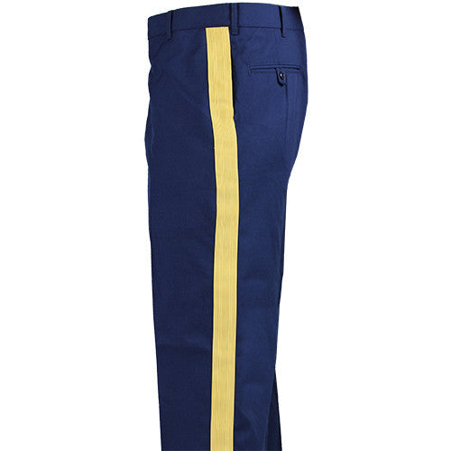 Army Service Uniform Asu Gold Trouser Braid Male Usamm