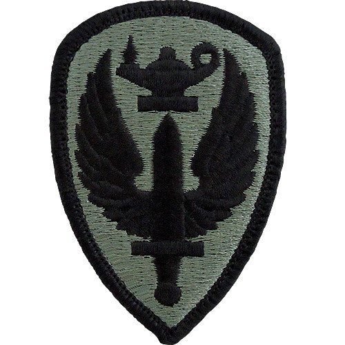 Aviation Logistics School ACU Patch