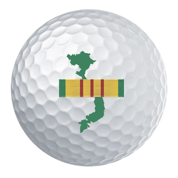 Vietnam Veteran Golf Ball Set