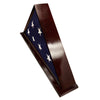 Veteran Flag Case with Nameplate