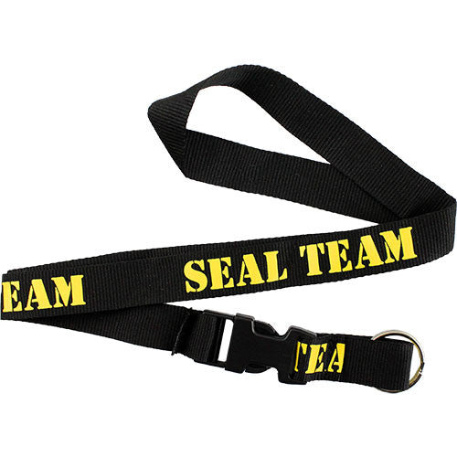 Navy SEAL Team Lanyard
