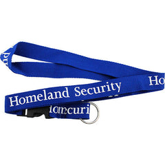 Homeland Security Lanyard