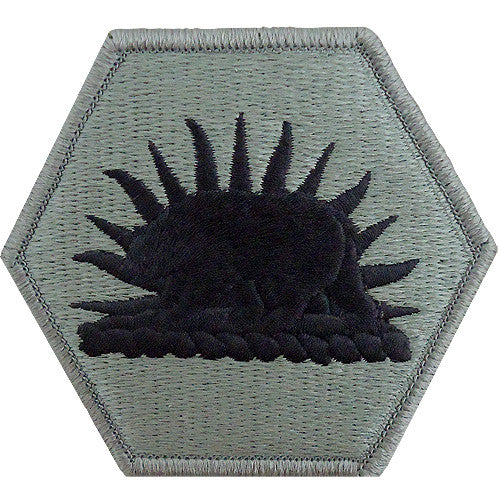 California National Guard ACU Patch