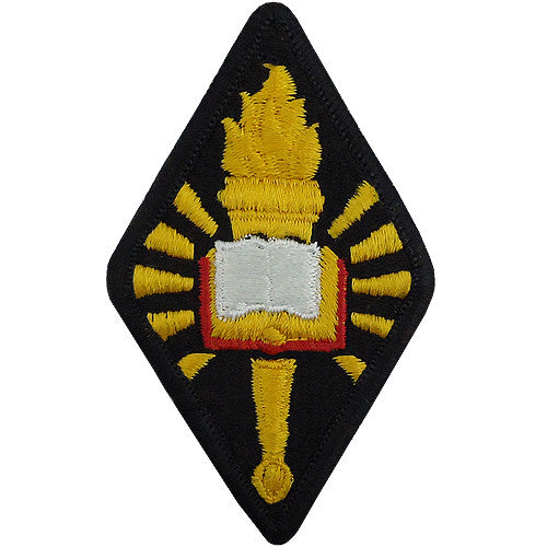 Chaplain Center & School Class A Patch