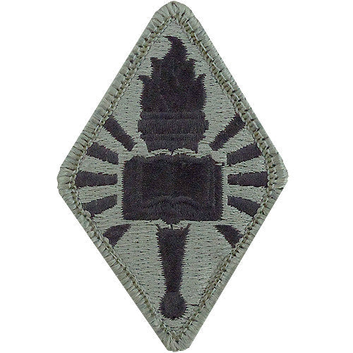 Chaplain Center & School ACU Patch