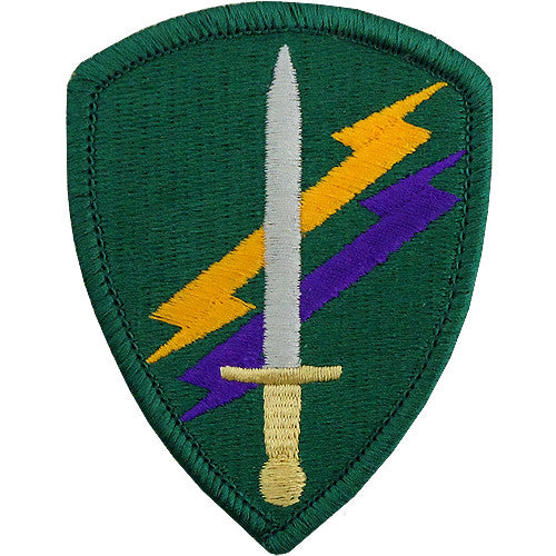 Civil Affairs & Psychological Operation Command Class A Patch