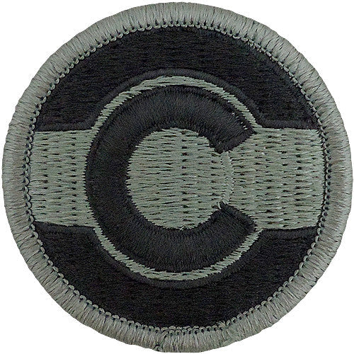 Colorado National Guard ACU Patch