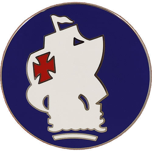 US Army South  (USARSO) Combat Service Identification Badge