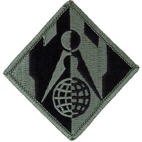 Corps of Engineers ACU Patch