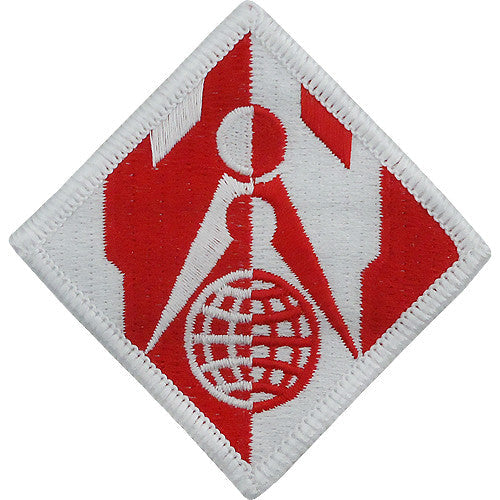Corps of Engineers Class A Patch