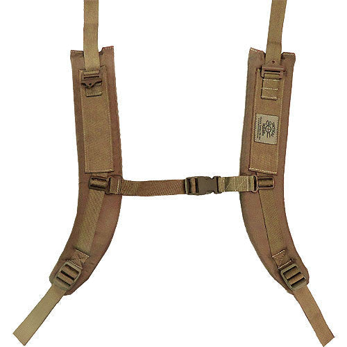 Tactical Tailor Coyote Tan Super Straps