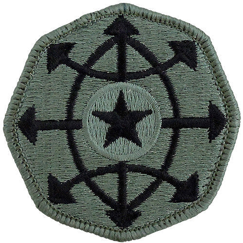 Criminal Investigation Command ACU Patch